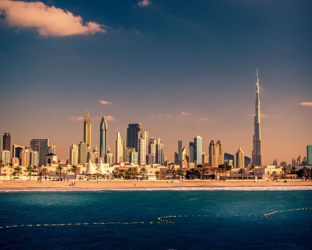 DMC in Dubai