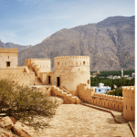 Nakhal Fort in Oman