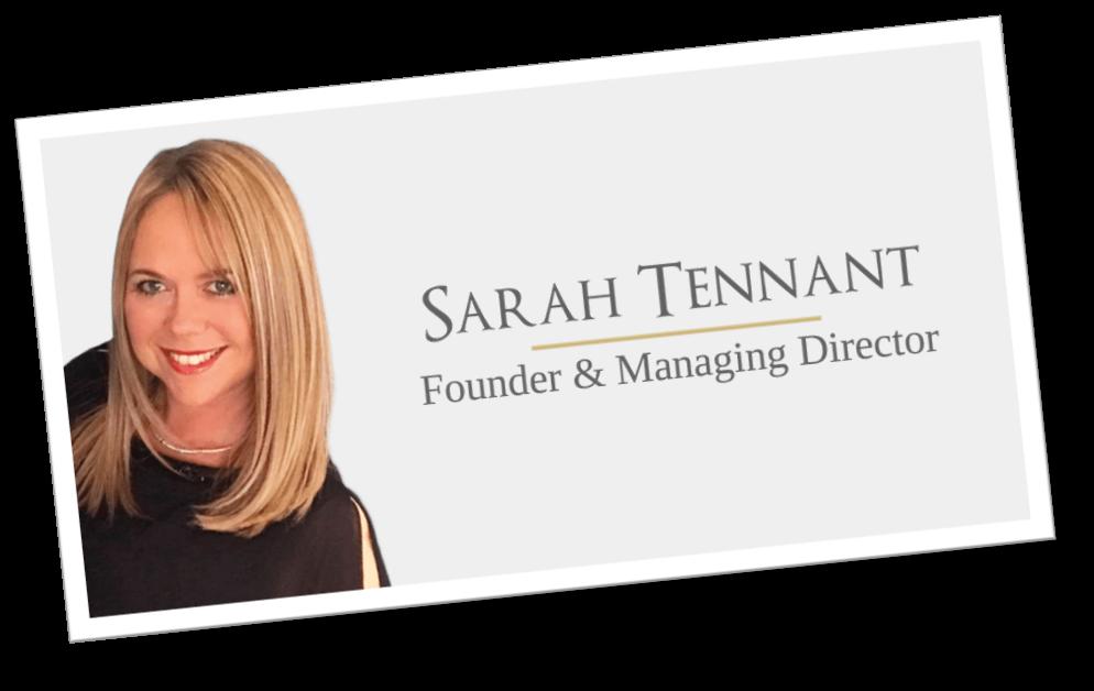 Sarah Tennant - DMC Sales Representation UK