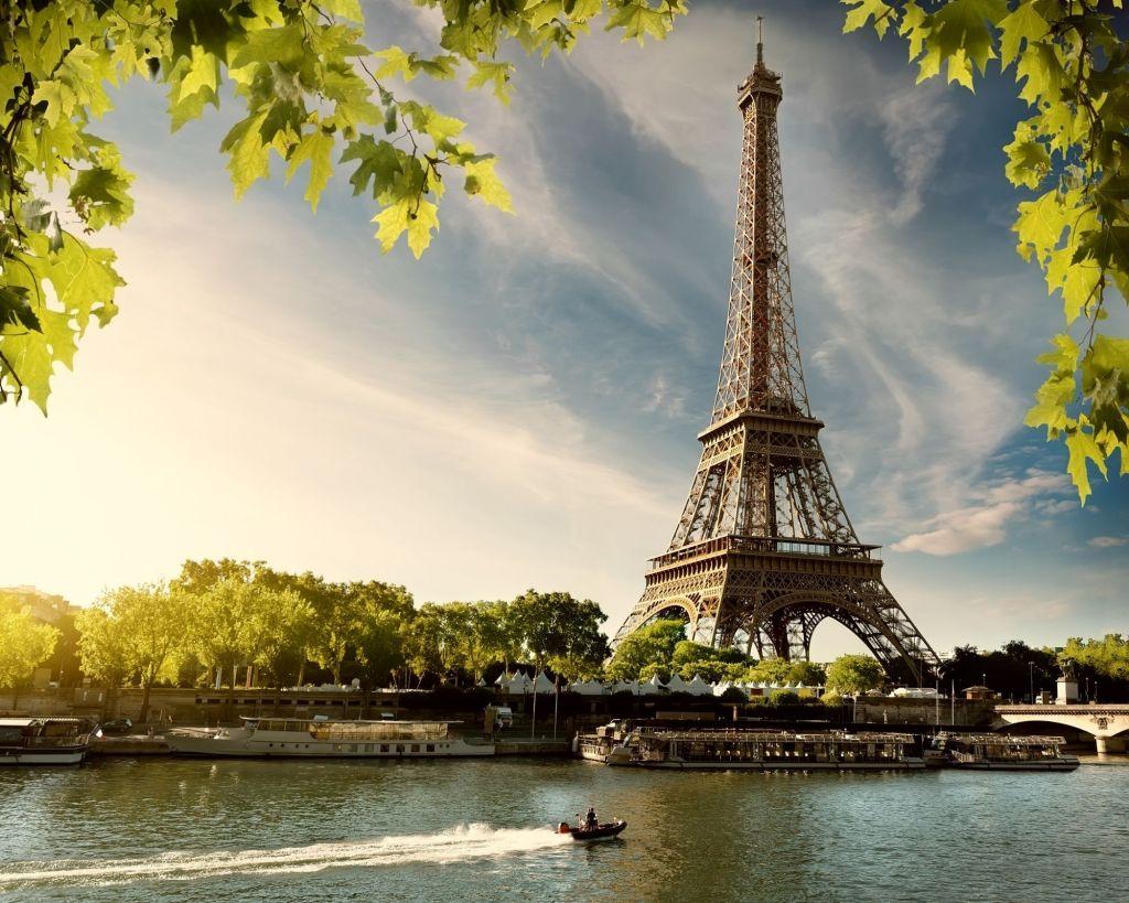 dmc france, Eiffel Tower, Paris