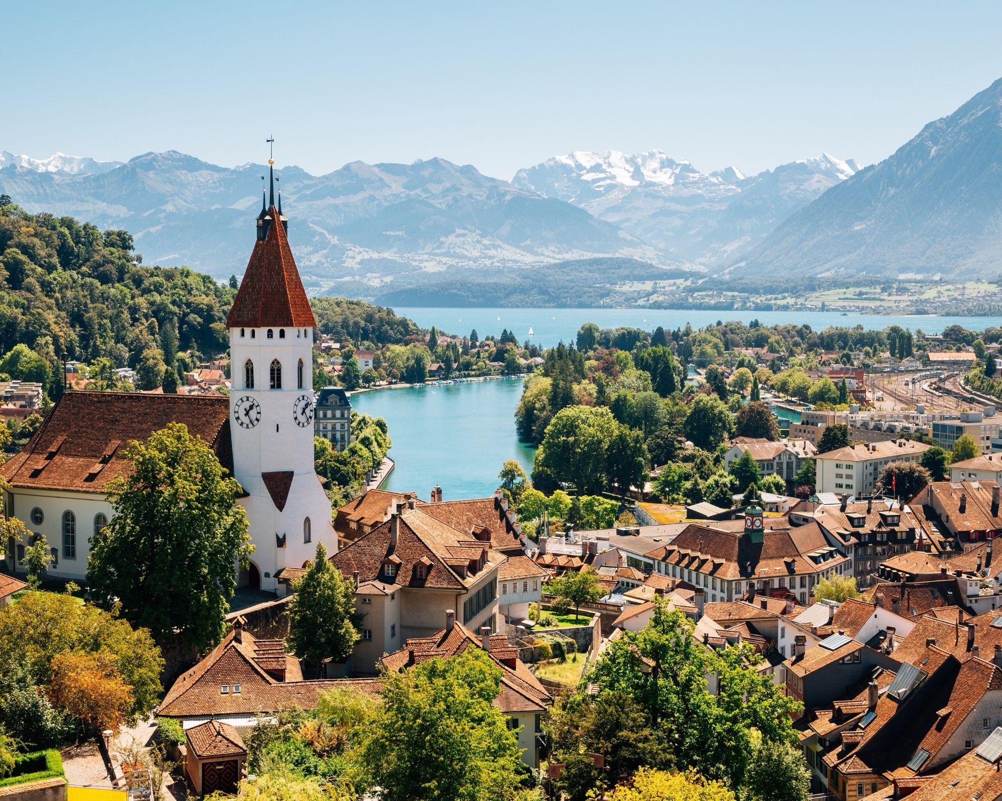 DMC in Switzerland