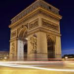 dmc france, Arc De Triomphe, Paris