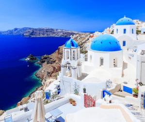 DMC IN Greece, Santorini