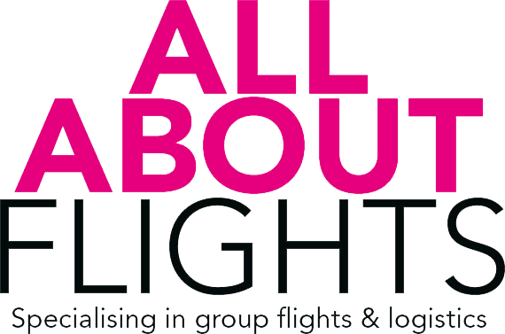 All About Flights Logo - Events in Greece