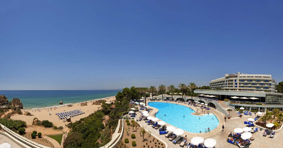Pestana Alvor Praia, for meetings and events in Portugal