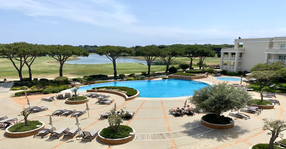 Quinta de Marinha for meetings and events in Portugal