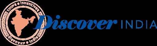 Discover India new logo