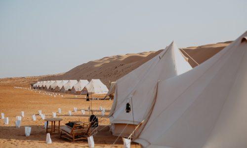 Magic camps in Oman and Jordan